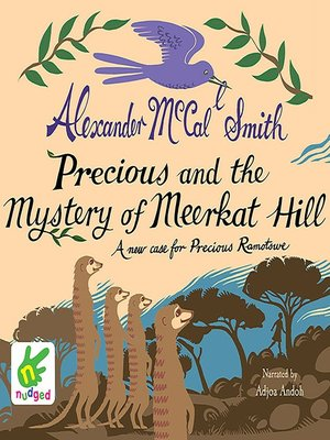 cover image of Precious and the Mystery of Meerkat Hill