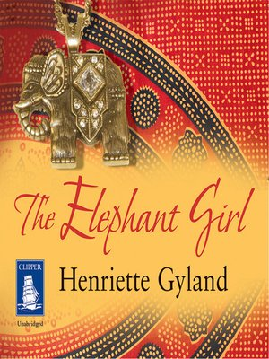 cover image of The Elephant Girl