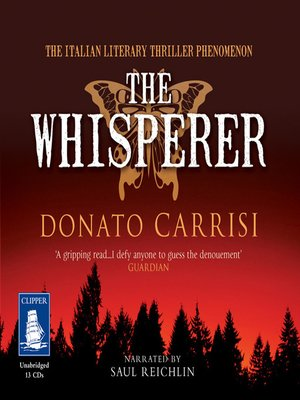 cover image of The Whisperer