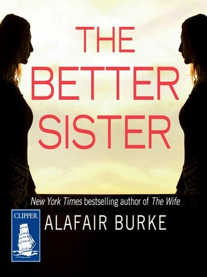 cover image of The Better Sister