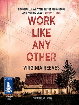 cover image of Work Like Any Other