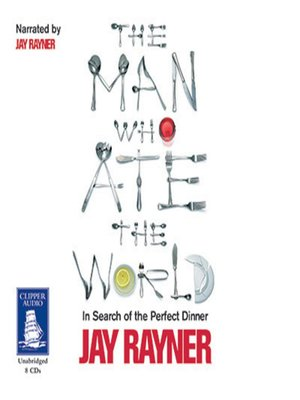 cover image of The Man Who Ate the World