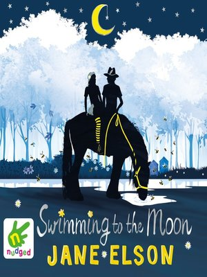 cover image of Swimming to the Moon