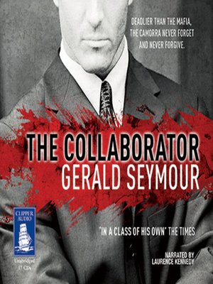 cover image of The Collaborator