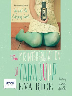 cover image of The Misinterpretation of Tara Jupp