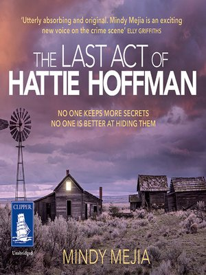 cover image of The Last Act of Hattie Hoffman
