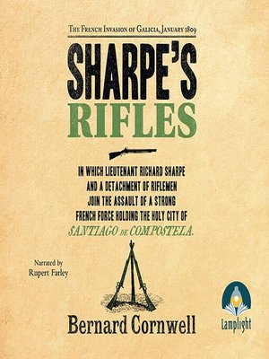 cover image of Sharpe's Rifles