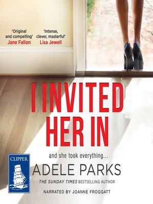 cover image of I Invited Her In