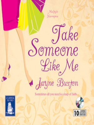 cover image of Take Someone Like Me