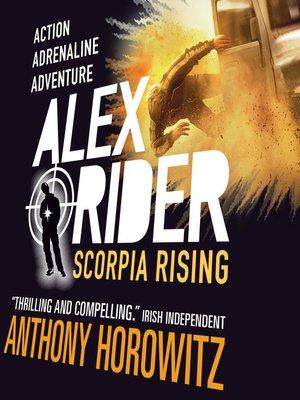 cover image of Scorpia Rising