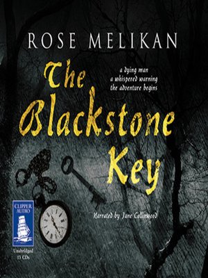 cover image of The Blackstone Key