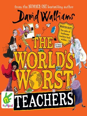 cover image of The World's Worst Teachers