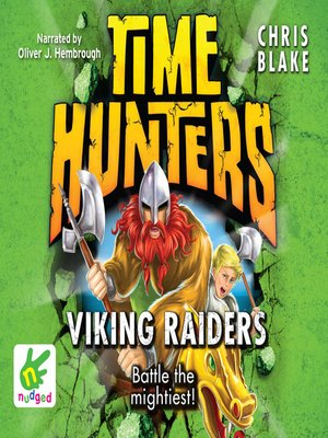 cover image of Time Hunters--Viking Raiders