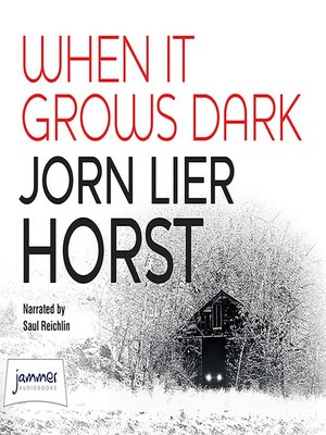 cover image of When It Grows Dark