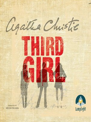 cover image of Third Girl