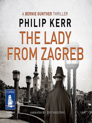 cover image of The Lady from Zagreb