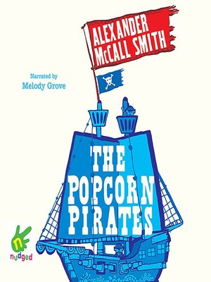 cover image of The Popcorn Pirates