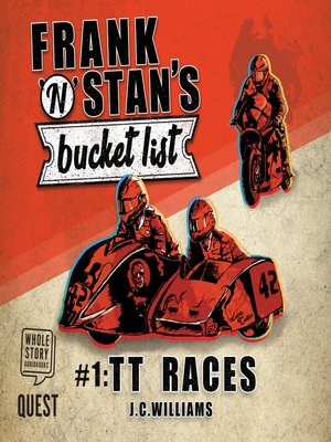 cover image of Frank 'n' Stan's Bucket List #1