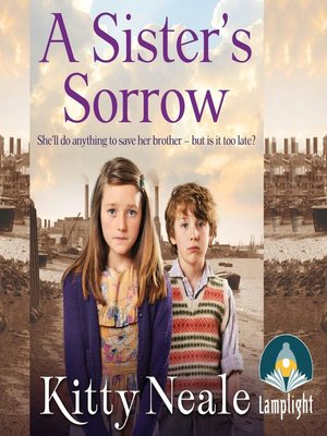cover image of A Sister's Sorrow