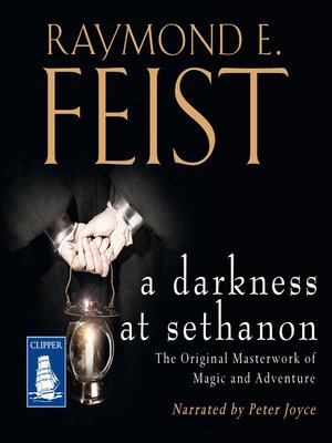 cover image of A Darkness at Sethanon