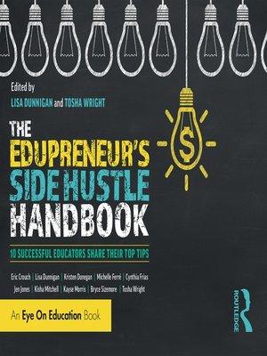 cover image of The Edupreneur's Side Hustle Handbook