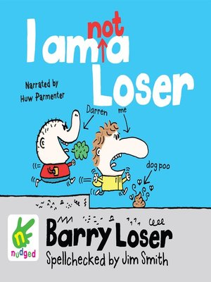 cover image of Barry Loser--I am not a Loser