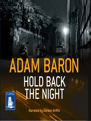 cover image of Hold Back the Night