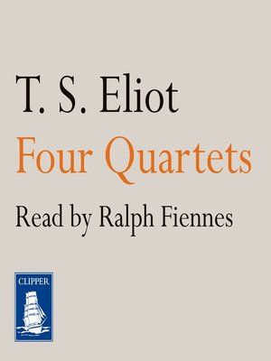 cover image of Four Quartets