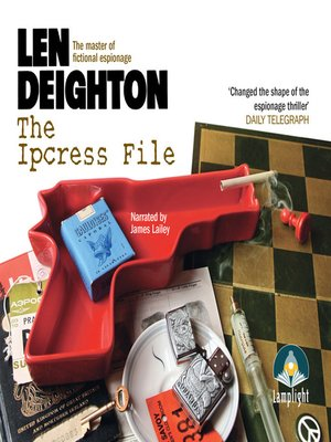 cover image of The Ipcress File