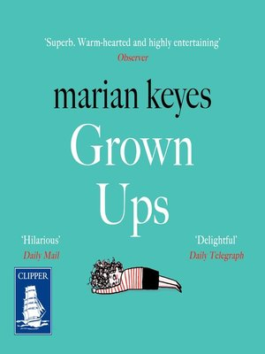 cover image of Grown-Ups
