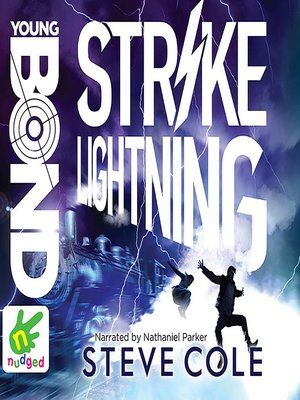 cover image of Young Bond--Strike Lightning