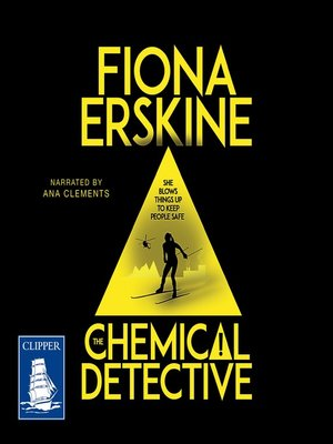 cover image of The Chemical Detective