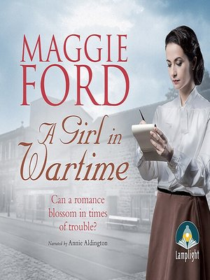 cover image of A Girl in Wartime