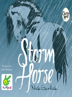 cover image of Storm Horse