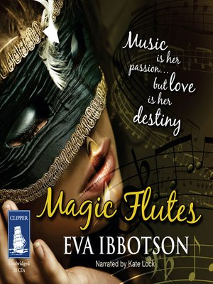 cover image of Magic Flutes