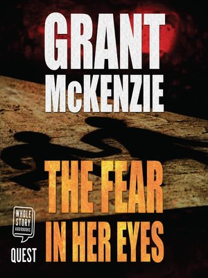 cover image of The Fear in Her Eyes