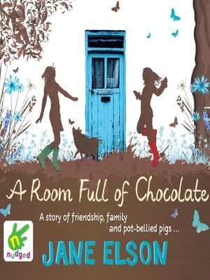 cover image of A Room Full of Chocolate