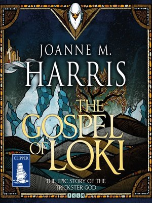 cover image of The Gospel of Loki