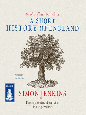 cover image of A Short History of England