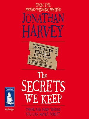 cover image of The Secrets We Keep