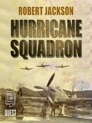 cover image of Hurricane Squadron