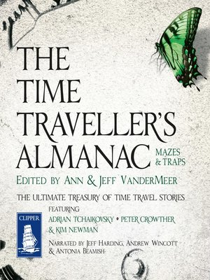 cover image of The Time Traveller's Almanac--Mazes and Traps