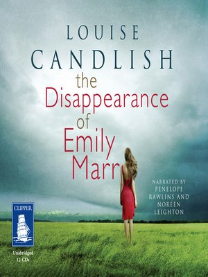 cover image of The Disappearance of Emily Marr
