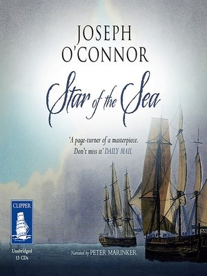 cover image of Star of the Sea
