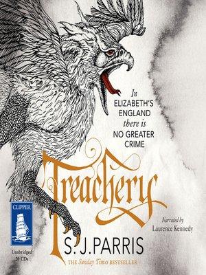 cover image of Treachery