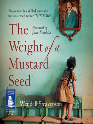 cover image of The Weight of a Mustard Seed