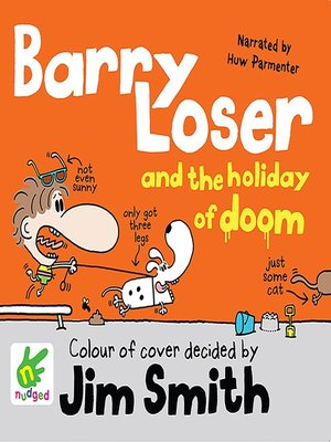 cover image of Barry Loser and the Holiday of Doom