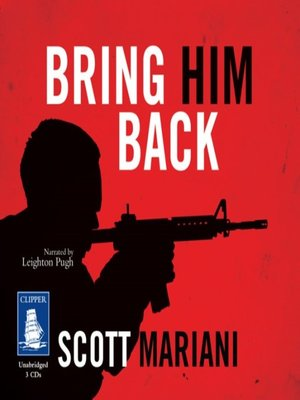 cover image of Bring Him Back