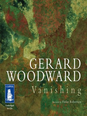 cover image of Vanishing