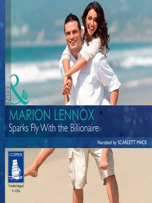 cover image of Sparks Fly With the Billionaire